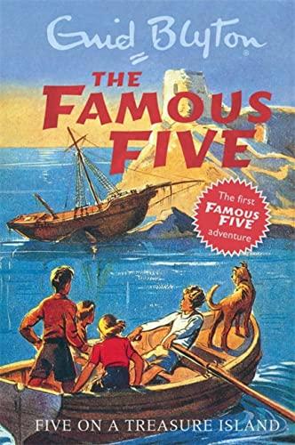 9781444937756: Five On A Treasure Island: Book 1 (Famous Five)