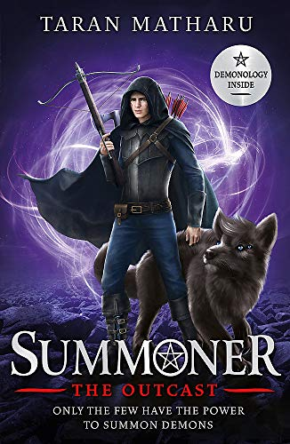 9781444939101: The Outcast: Book 4 (Summoner)