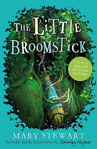 9781444940190: The Little Broomstick: Now adapted into an animated film by Studio Ponoc 'Mary and the Witch's Flower'
