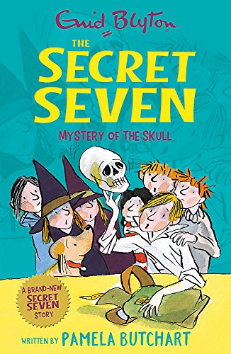 9781444941531: Mystery of the Skull (Secret Seven)