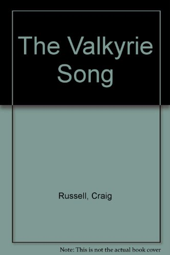 9781445004556: The Valkyrie Song