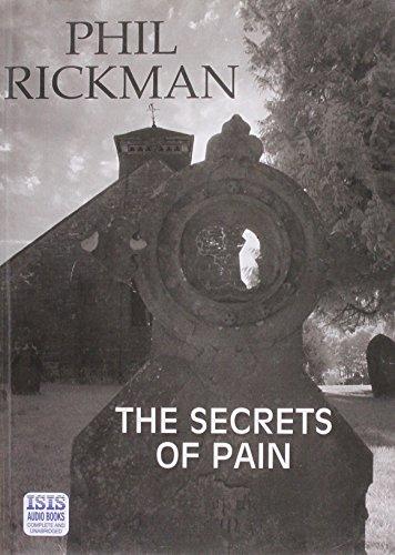 The Secrets Of Pain (Audio cassette): Phil Rickman