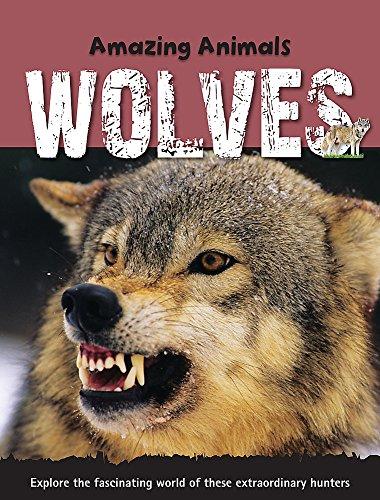 9781445100074: Wolves (Amazing Animals)