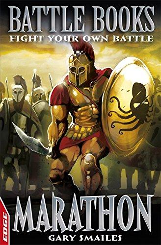 9781445101149: Marathon (EDGE: Battle Books)