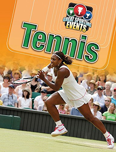 9781445101897: Tennis (Great Sporting Events)