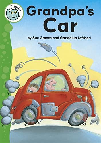 Tadpoles: Grandpa's Car: Graves, Sue
