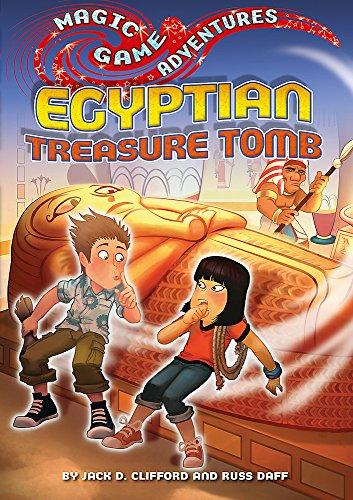 Magic Game Adventures: Egyptian Treasure Tomb: D Clifford, Jack