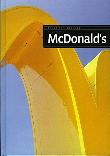 9781445105963: Story of McDonald's (Built for Success)