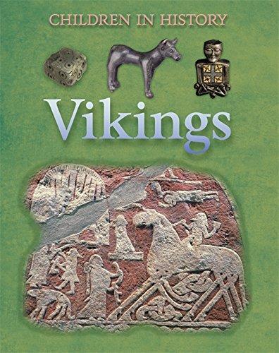 9781445106120: Vikings (Children in History)