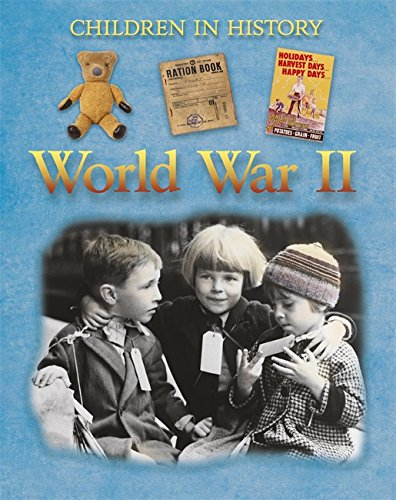 Children in History: World War II: Macdonald, Fiona