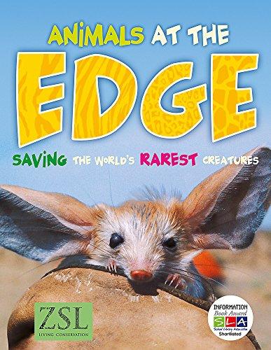 9781445106939: Animals at the Edge: Saving the World's Rarest Creatures