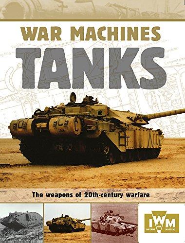 9781445107608: Tanks (War Machines)