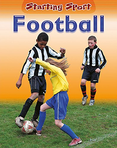 9781445107714: Football (Starting Sport)