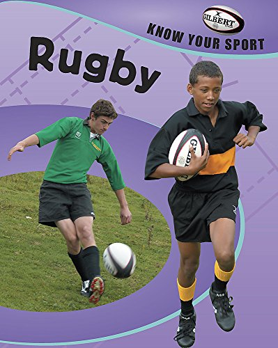 9781445108049: Know Your Sport: Rugby