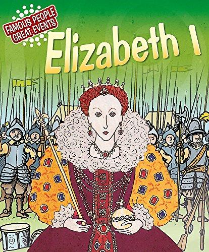 9781445108674: Elizabeth I