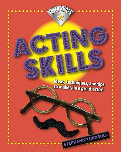 9781445109800: Acting Skills (Superskills)