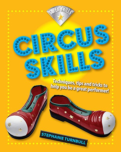 9781445109824: Circus Skills (Superskills)