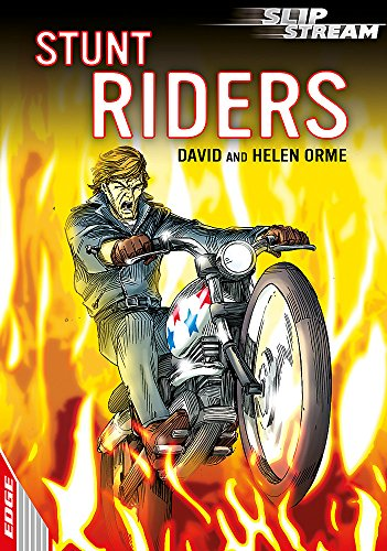EDGE: Slipstream Short Fiction Level 1: Stunt Riders: Orme, David; Orme, Helen