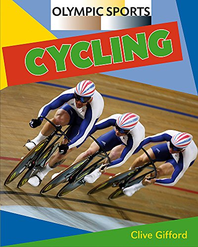 9781445113944: Cycling (Olympic Sports)
