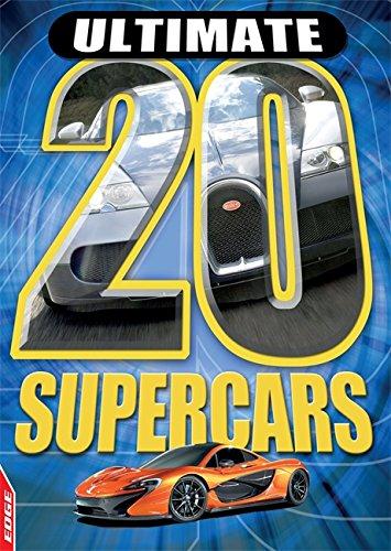 9781445114460: Supercars (Edge: Ultimate 20)