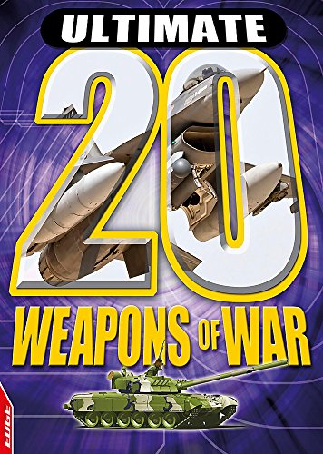 9781445114477: Weapons of War (Edge: Ultimate)