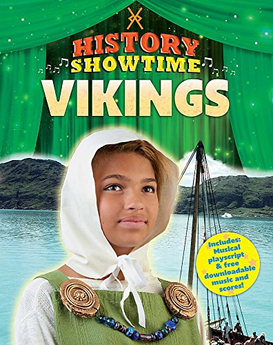 Vikings (History Showtime): Phipps, Liza; Thompson, Avril