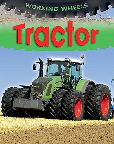 9781445117454: Tractor (Working Wheels)