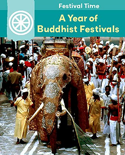 9781445117836: A Year of Buddhist Festivals