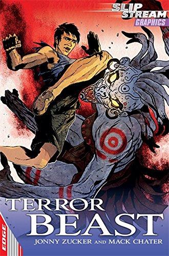 9781445118000: Terror Beast (Edge: Slipstream Graphic Fiction Level 2)