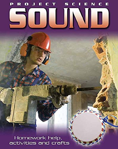 Sound (Project Science) (1445119196) by Sally Hewitt