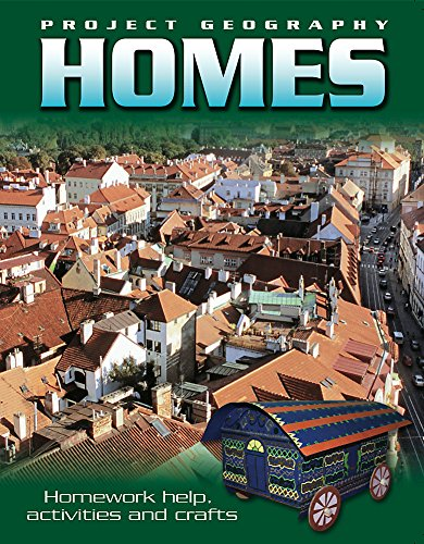 9781445119229: Homes (Starting Geography)