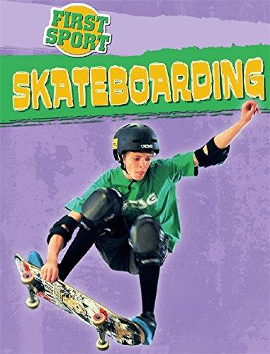 First Sport: Skateboarding: Nixon, James