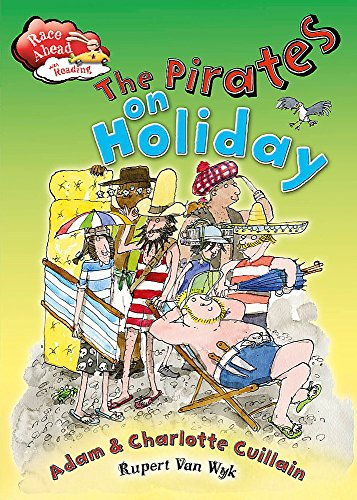 9781445126500: The Pirates on Holiday (Race Ahead with Reading)
