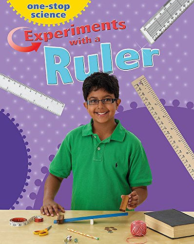 9781445129792: Experiments with a Ruler (One-Stop Science)