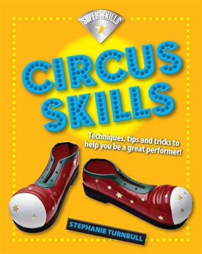 9781445131757: Circus Skills (Superskills)