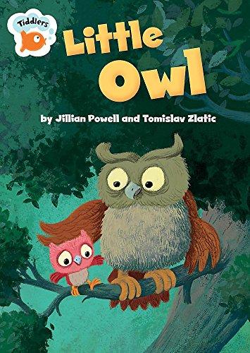 Little Owl (Tiddlers): Powell, Jillian