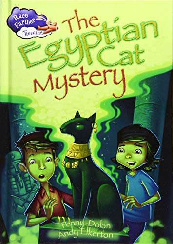 9781445133454: Race Further with Reading: The Egyptian Cat Mystery