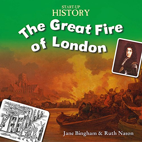 9781445135007: The Great Fire of London (Start-Up History)