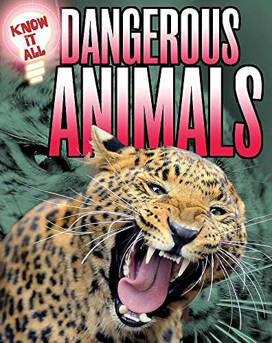 9781445135977: Know It All: Dangerous Animals