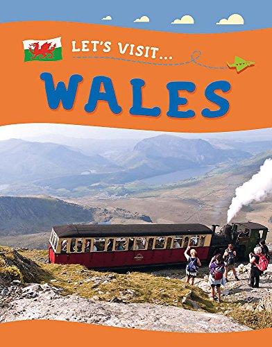 9781445137049: Let's Visit: Wales