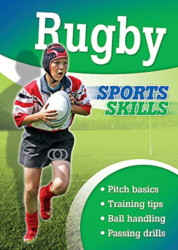 9781445141329: Sports Skills: Rugby