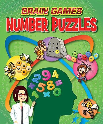 Brain Games: Number Puzzles: Godwin, Edward
