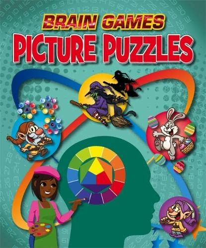 9781445141558: Picture Puzzles (Brain Games)