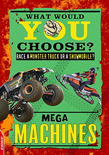 9781445142159: Mega Machines