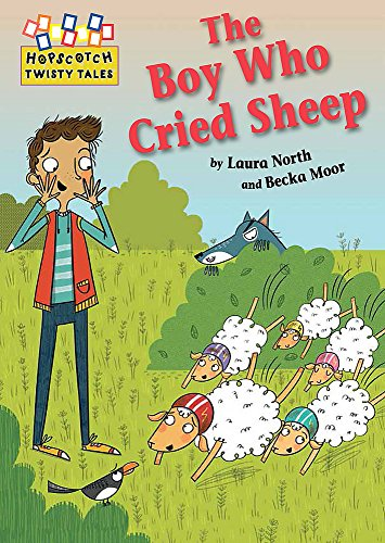 9781445142913: The Boy Who Cried Sheep! (Hopscotch Twisty Tales)