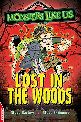 9781445143804: Lost in the Woods (EDGE: Monsters Like Us)