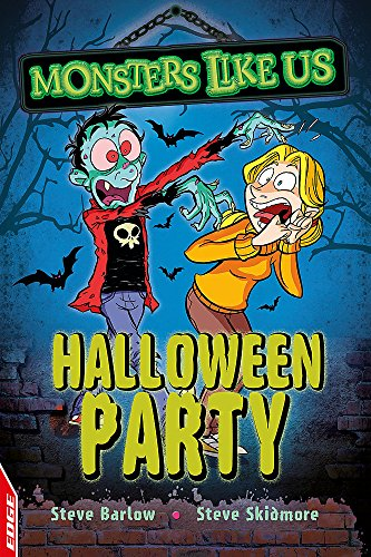 Halloween Party (EDGE: Monsters Like Us) (Paperback): NA