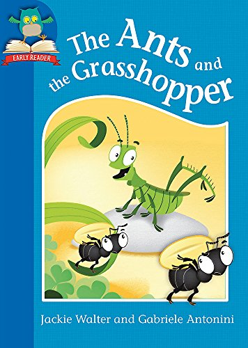9781445144542: The Ants and the Grasshopper