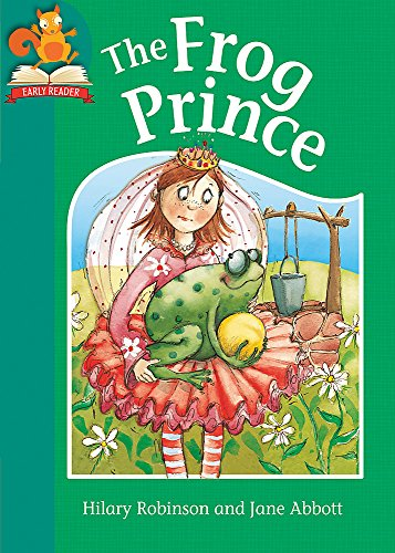 Must Know Stories: Level 2: The Frog Prince (Paperback): Hilary Robinson