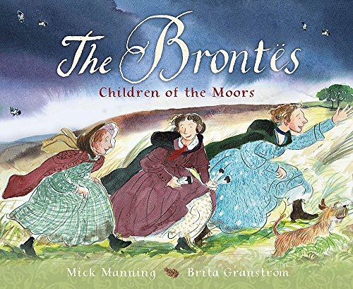 9781445147314: The Brontës – Children of the Moors
